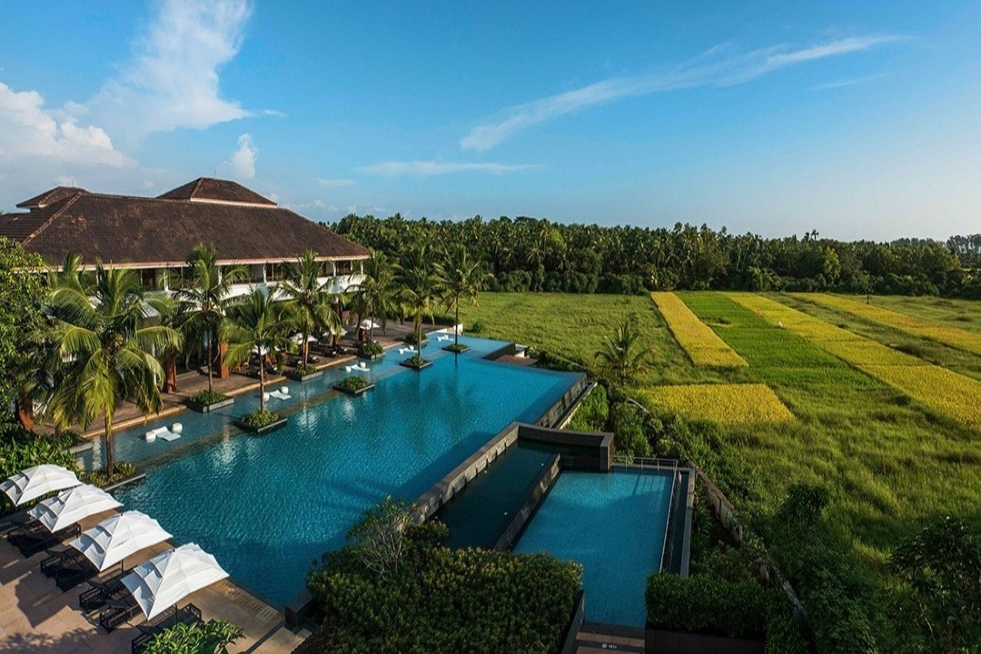 Alila Diwa Goa India Event Lawns 1