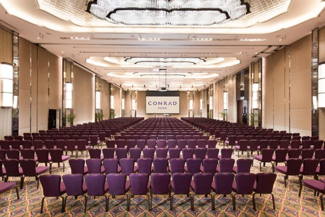 Conrad Pune India Grand Ballroom 1