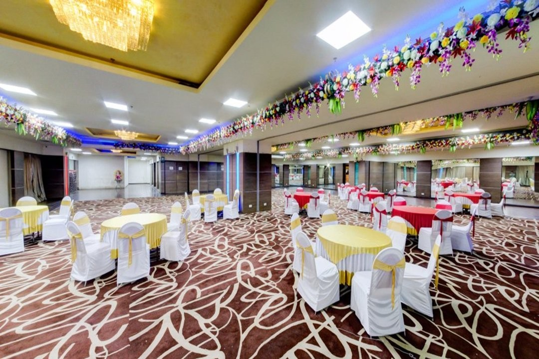 Dreams Banquet Bhandup West mumbai Orchid 1