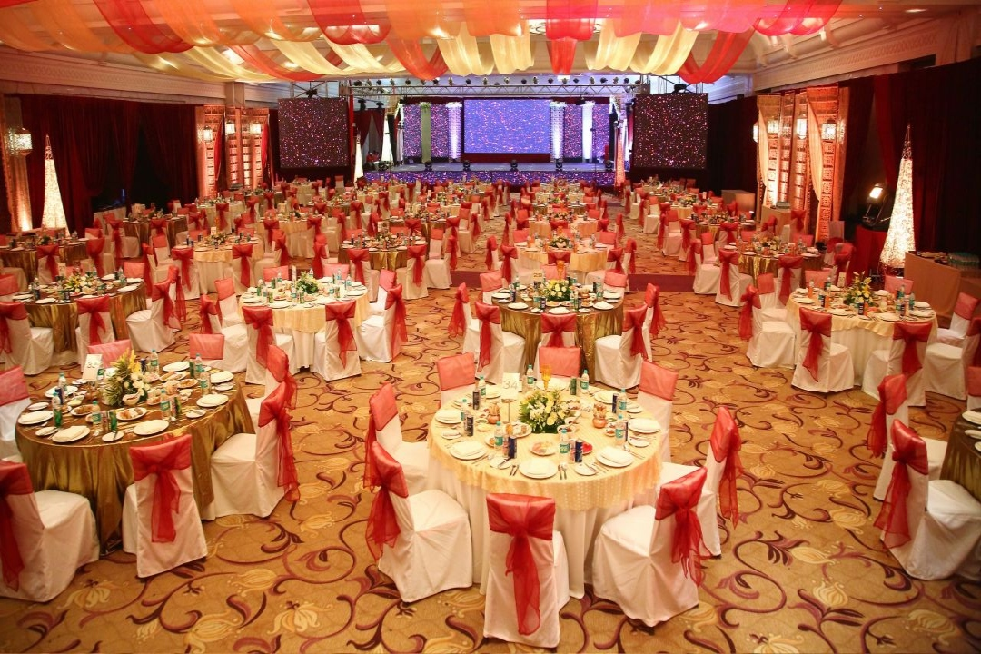 Grand Hyatt Goa India Grand Ballroom 1