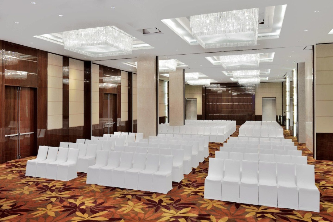 Kochi Marriott Hotel Kerala India Diamond Ballroom 1