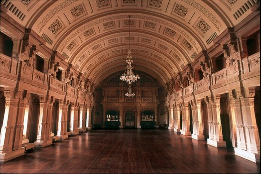 Umaid Bhawan Palace Jodhpur India Rathore Hall 1