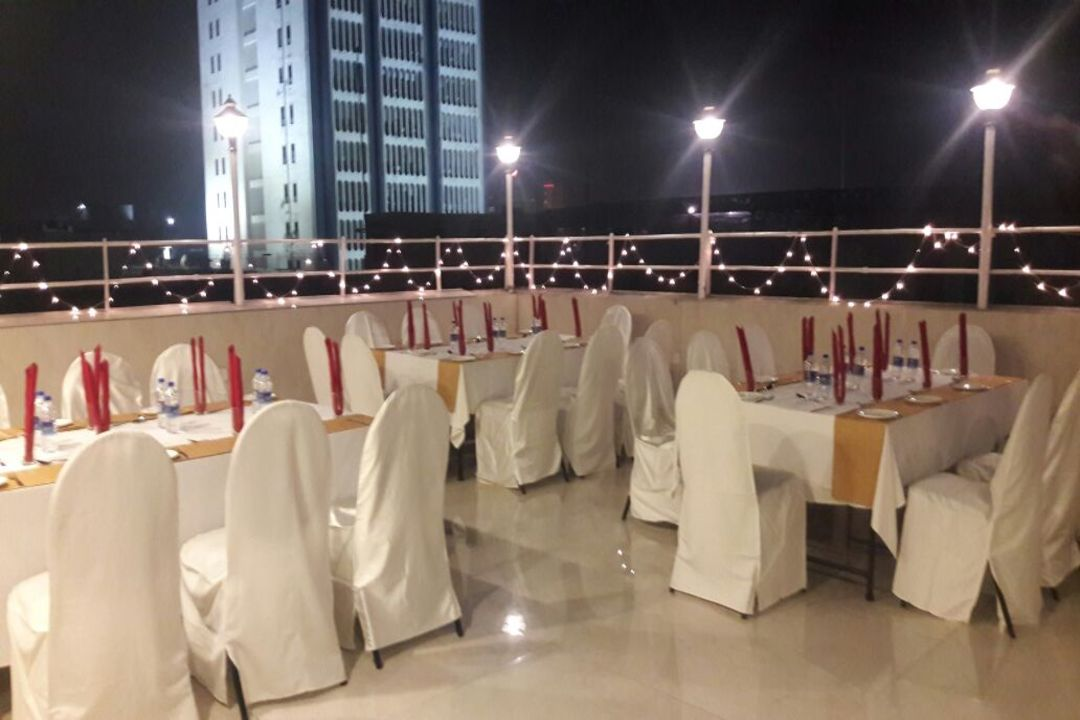 West End Hotel Marine Lines Mumbai Terrace 1
