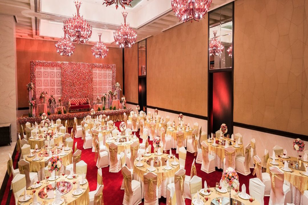 taj santacruz santacruz east mumbai the grand ballroom 1