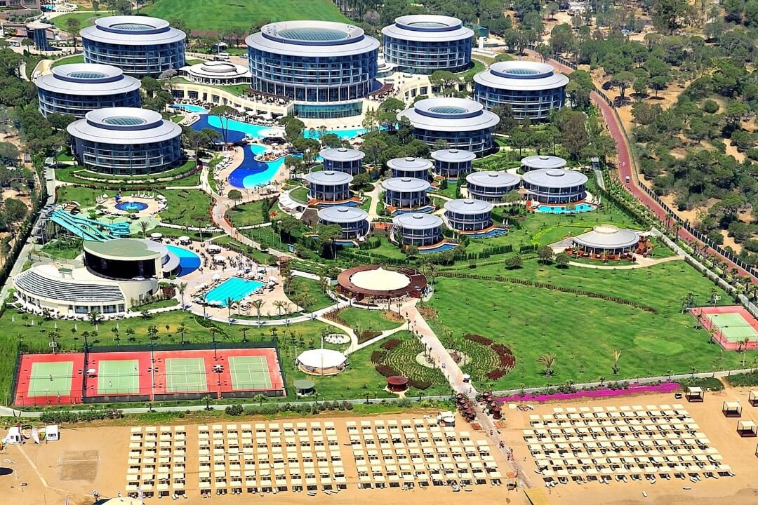 Calista Luxury Resort Antalya Turkey 1