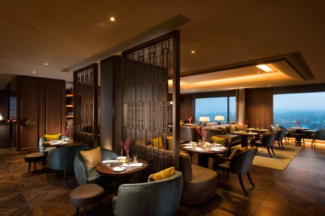 Conrad Pune India Executive Lounge 1
