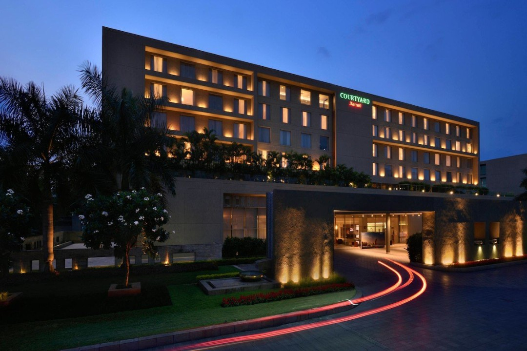 Courtyard by Marriott Pune India 1