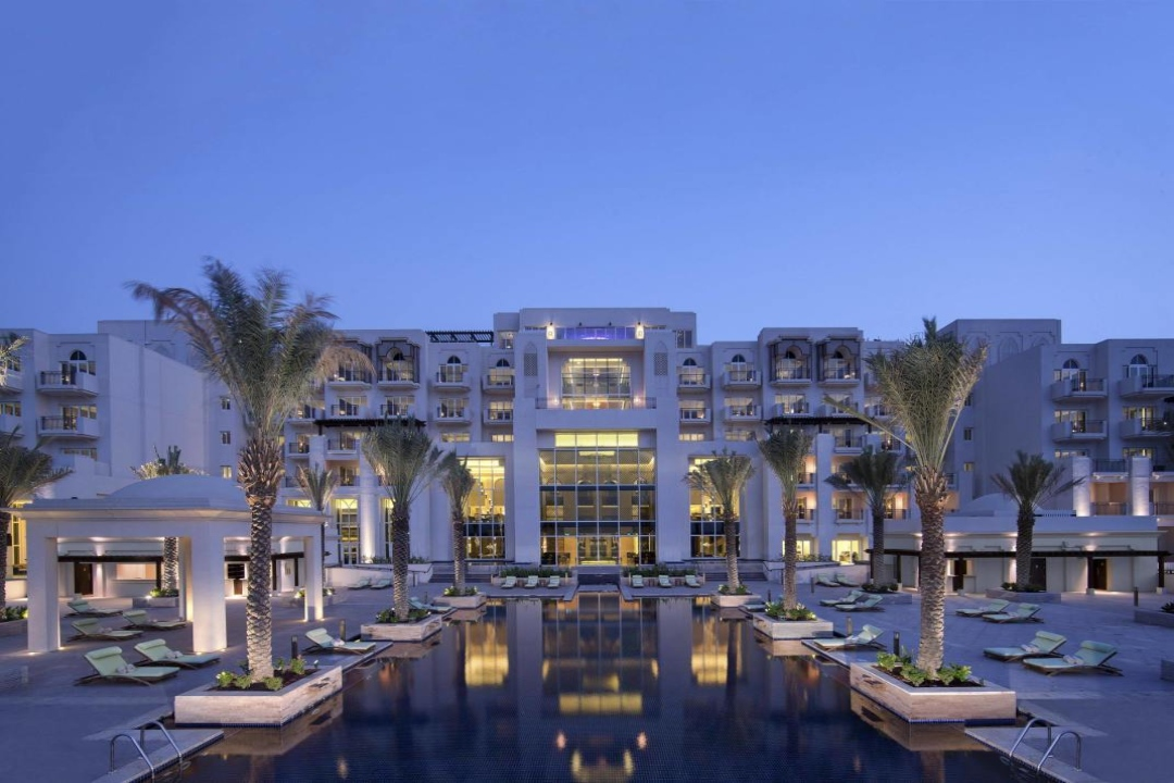 Eastern Mangroves Hotel n Spa Abu Dhabi UAE 1