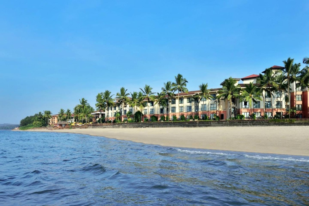 Goa Marriott Resort  N Spa Goa India 1