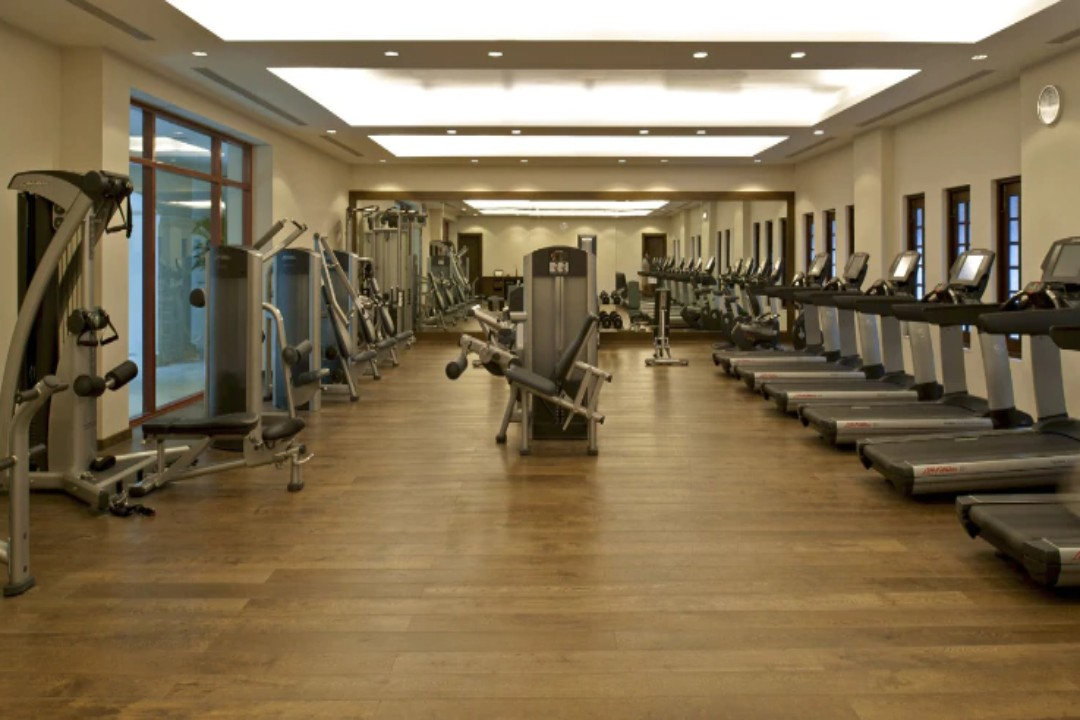 Grand Hyatt Goa India Gym 1