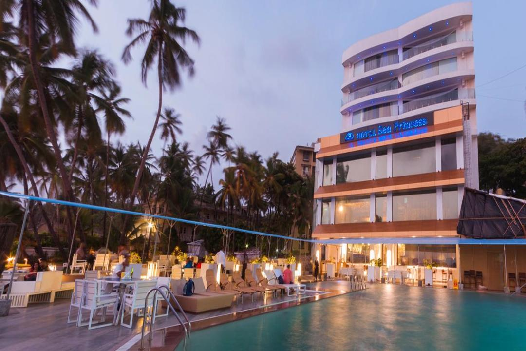 Hotel Sea Princess santacruz west mumbai 1