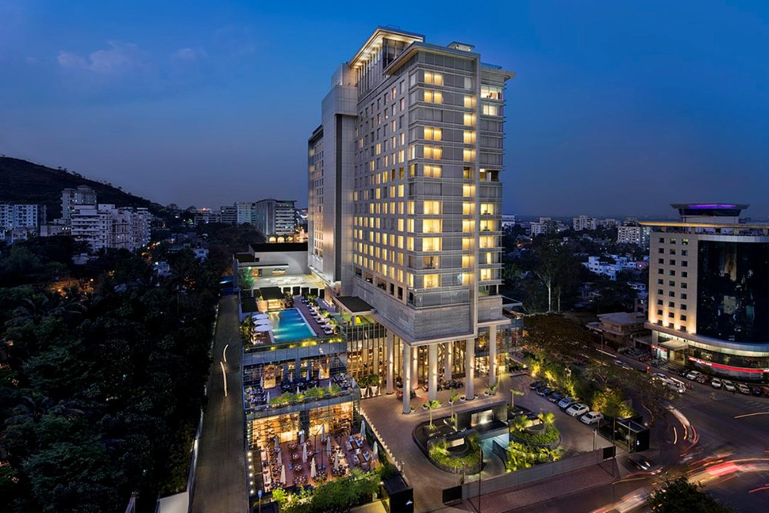 JW Marriott Pune India 1