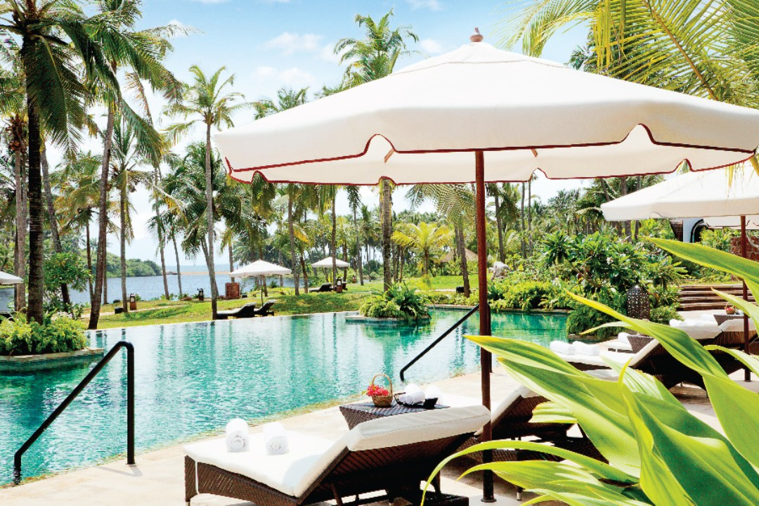 Taj Bekal Resort n Spa Kerala India Poolside 1
