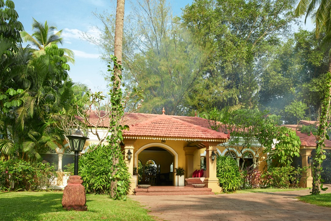 Taj Holiday Village Resort N Spa Goa India 1