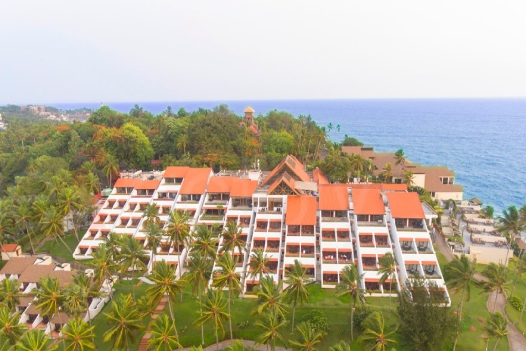 The Leela Kovalam Kerala India 1