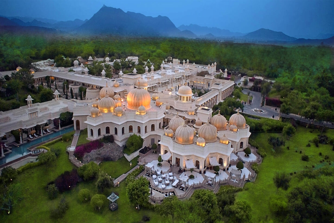 The Oberoi Udaivilas Udaipur India 1