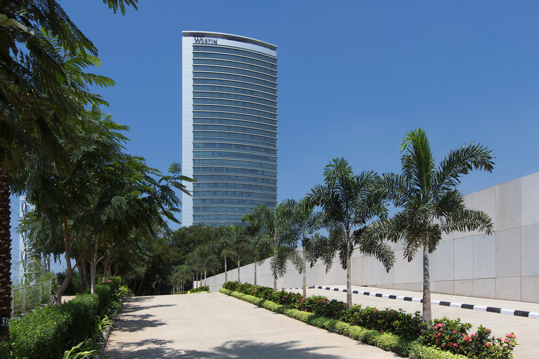 The Westin Mumbai Garden City Goregaon Mumbai 1