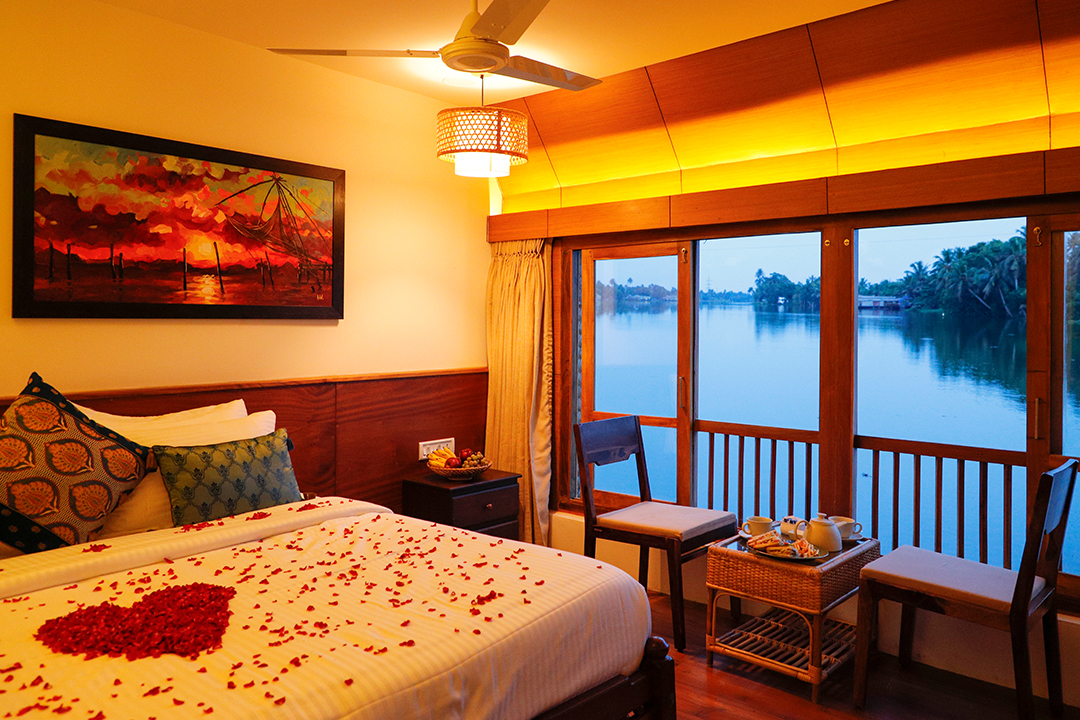 Tree of Life Marari Sands Beach Resort Alleppey, Kerala 5