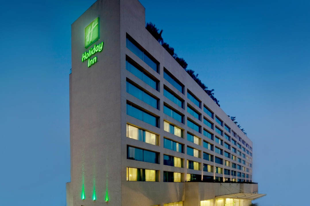 holiday inn andheri east mumbai 1