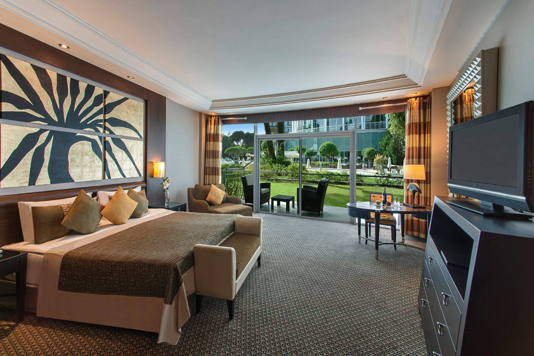 Calista Luxury Resort Antalya Turkey Standard Room 1