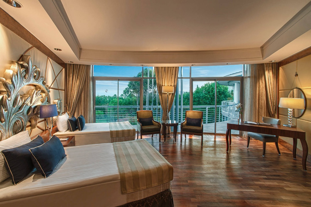 Calista Luxury Resort Antalya Turkey Villa Leo 1