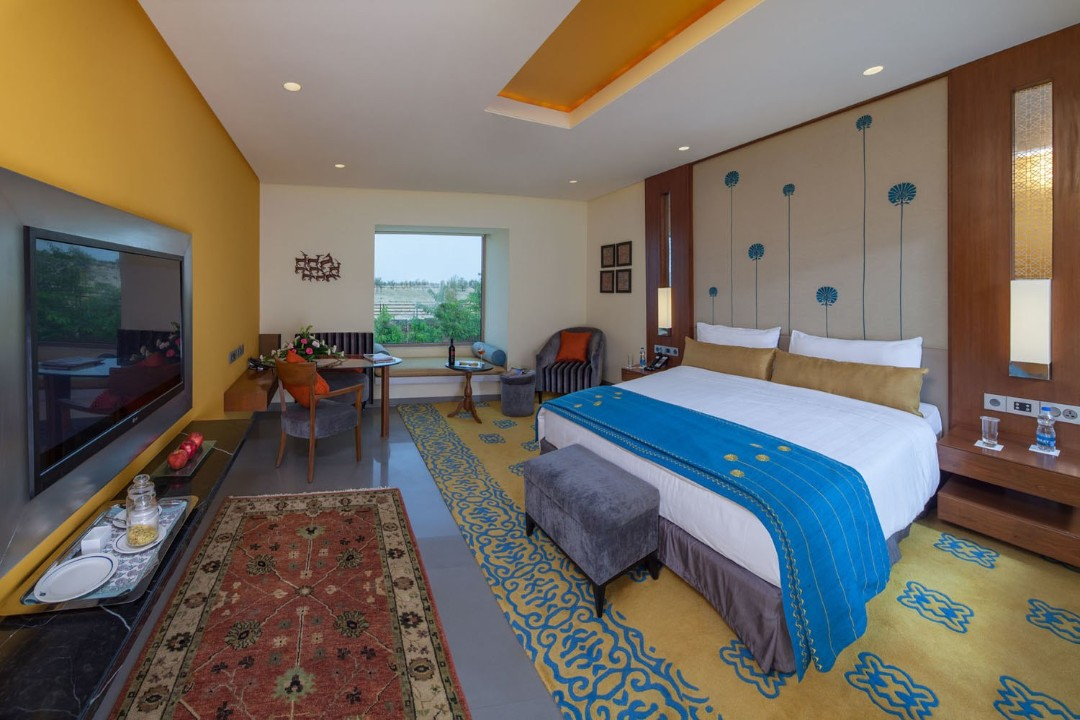 Welcome Hotel Jodhpur India Deluxe Rooms 1