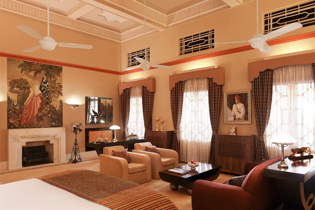 Umaid Bhawan Palace Jodhpur India Historical Suite 1