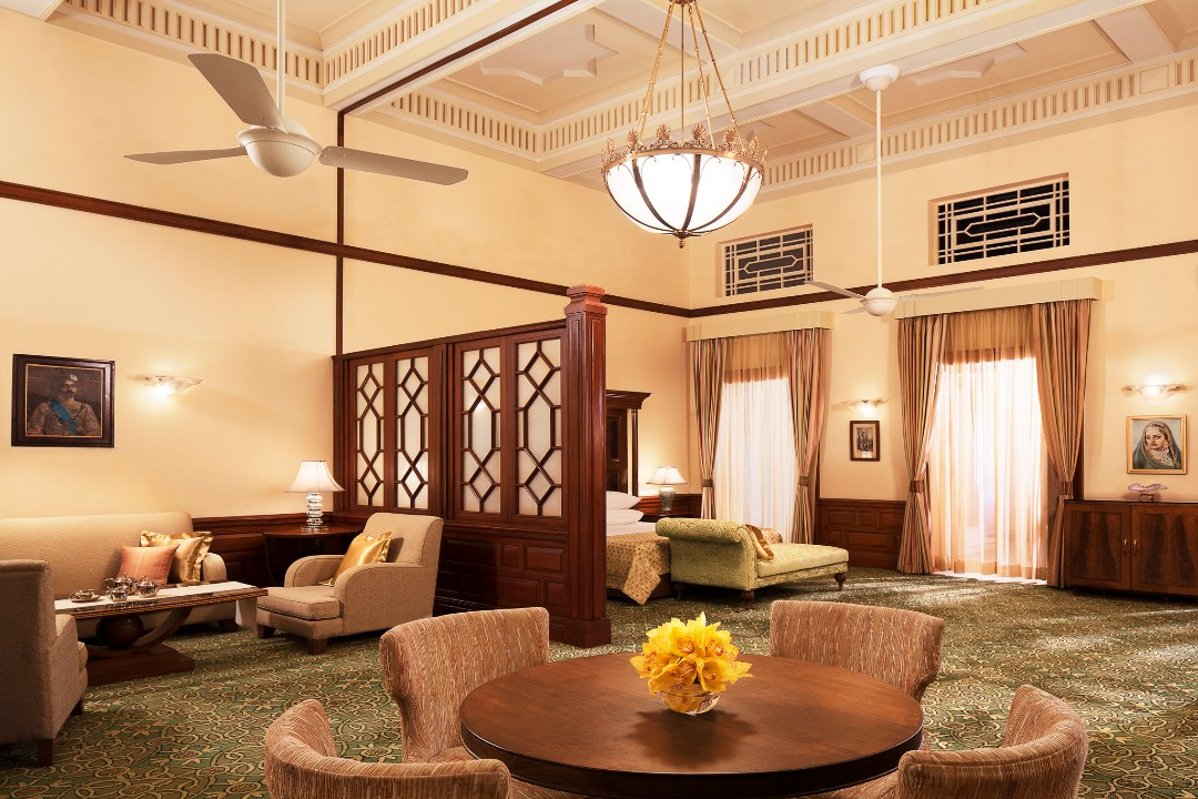 Umaid Bhawan Palace Jodhpur India Grand Royal Suite 1