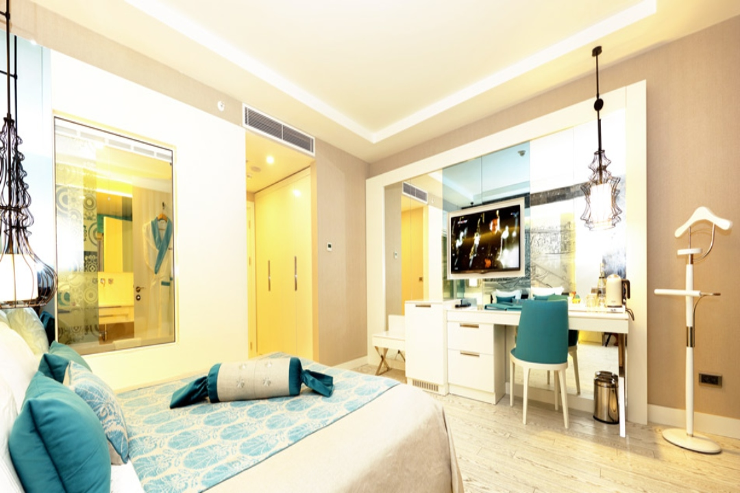 Sueno Hotel Deluxe Belek Antalya Turkey Superior Suite Exclusive 1