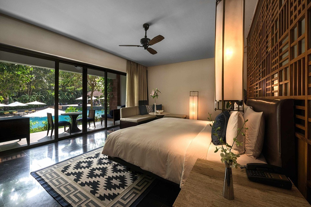 Alila Diwa Goa India Diwa Club Room 1