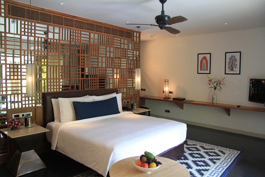 Alila Diwa Goa India Diwa Club Suite 2