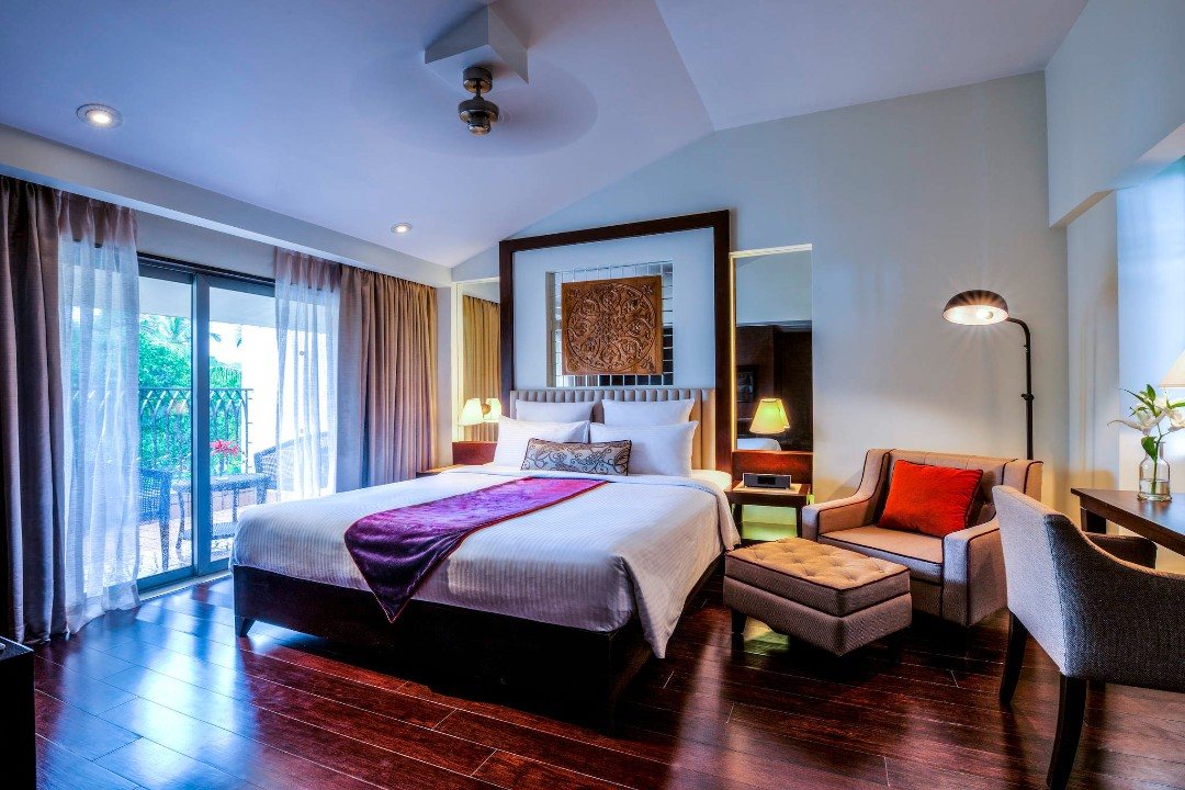 Novotel Goa N Resort Goa India Elegance king suite 1