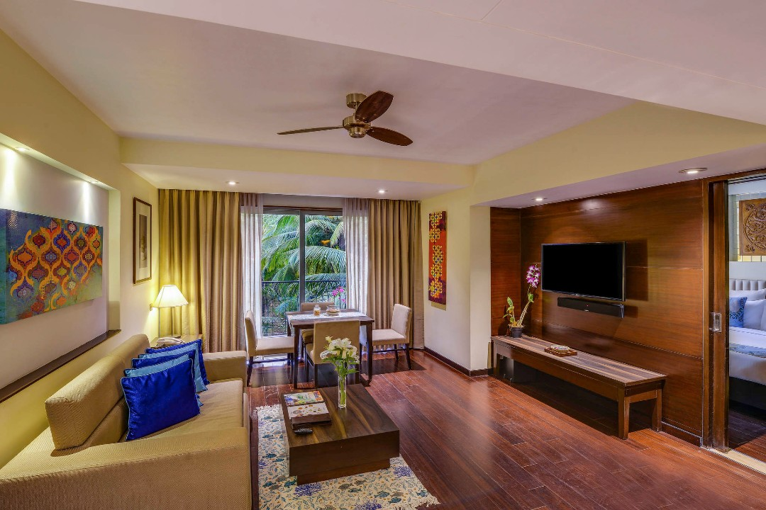 Novotel Goa N Resort Goa India Prestige Suites 1