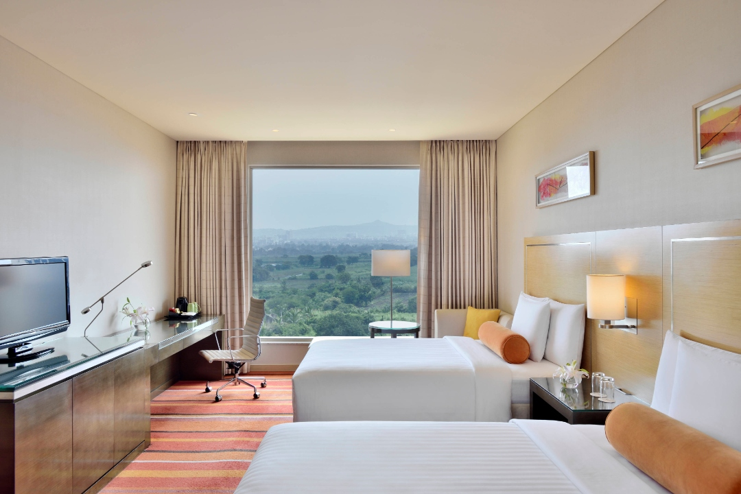 Courtyard by Marriott Pune India Deluxe Room 1