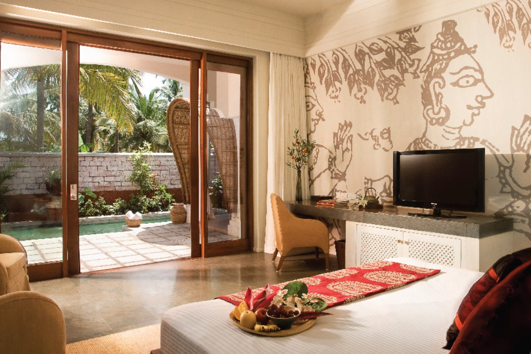 Taj Bekal Resort n Spa Kerala India Deluxe Villa With Plunge Pool 1
