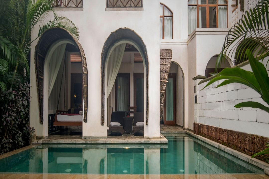 Taj Bekal Resort n Spa Kerala India Luxury Suite With Plunge Pool 1