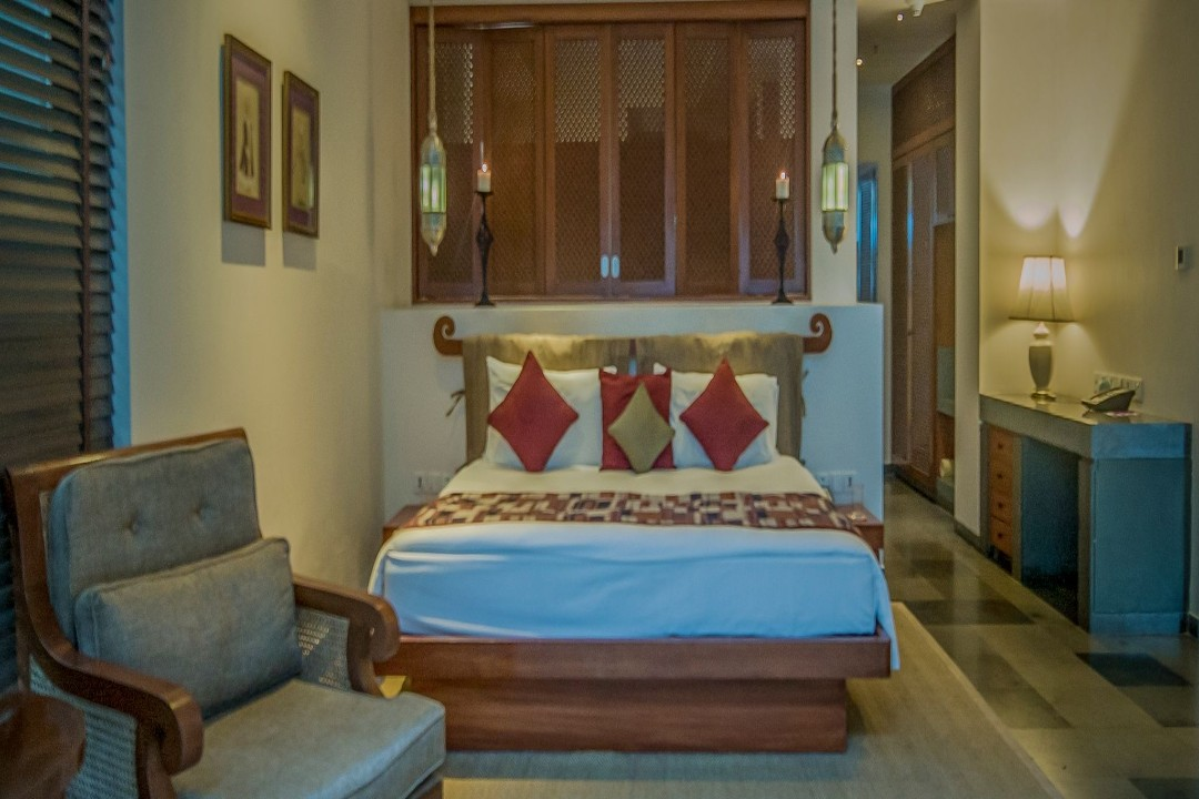 Taj Bekal Resort n Spa Kerala India Luxury Suite With Terrace 1