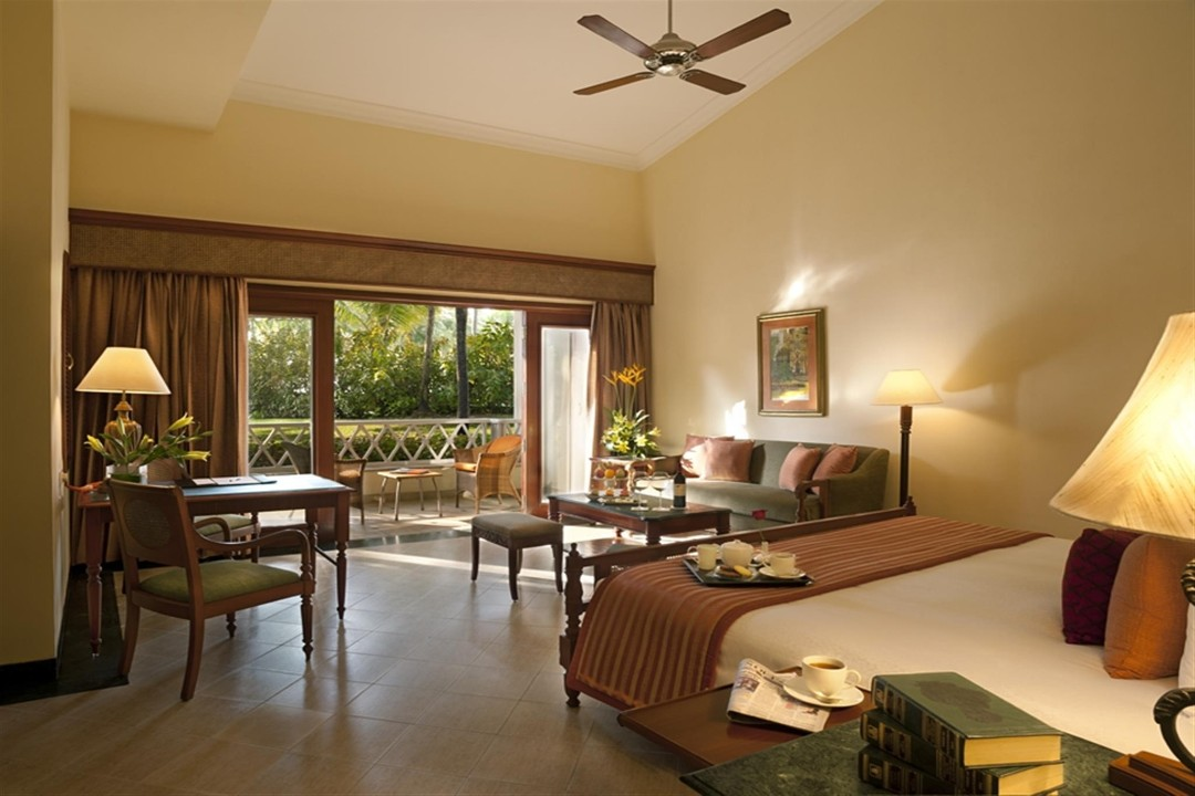 Taj Exotica Resort N Spa Goa India Garden Villa Room 1
