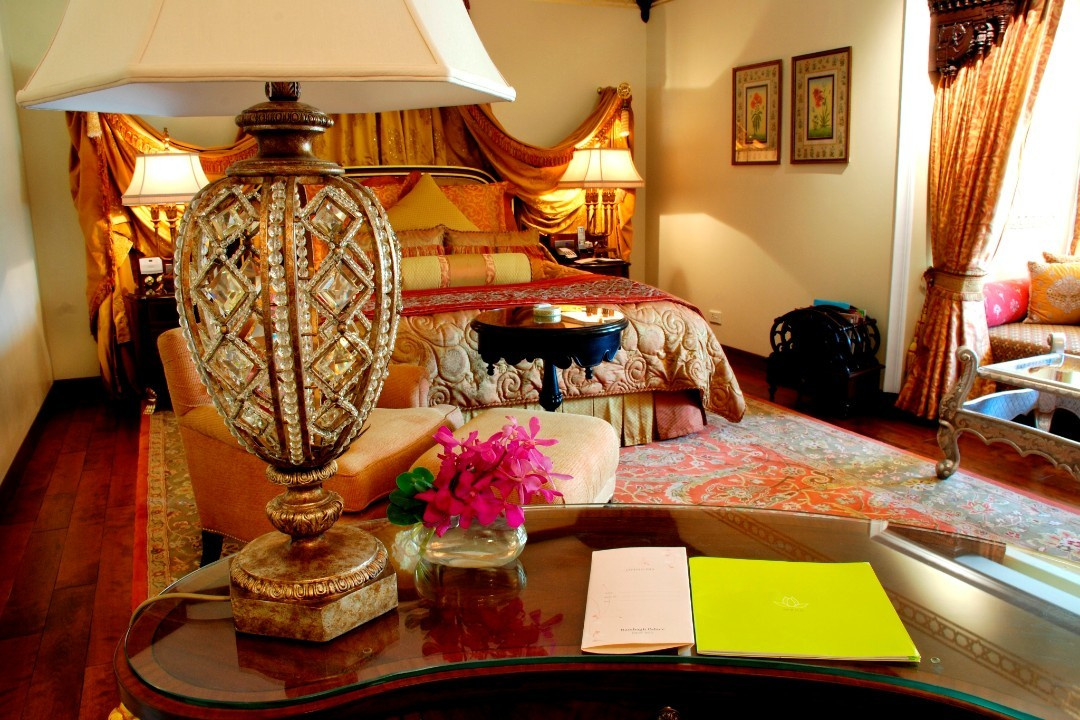 Taj Rambagh Palace Jaipur India Superior Room 1