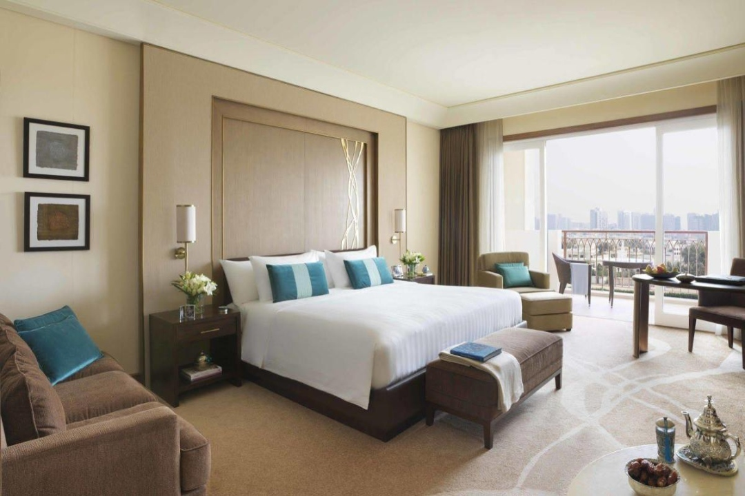 Eastern Mangroves Hotel n Spa Abu Dhabi UAE Deluxe Room 1