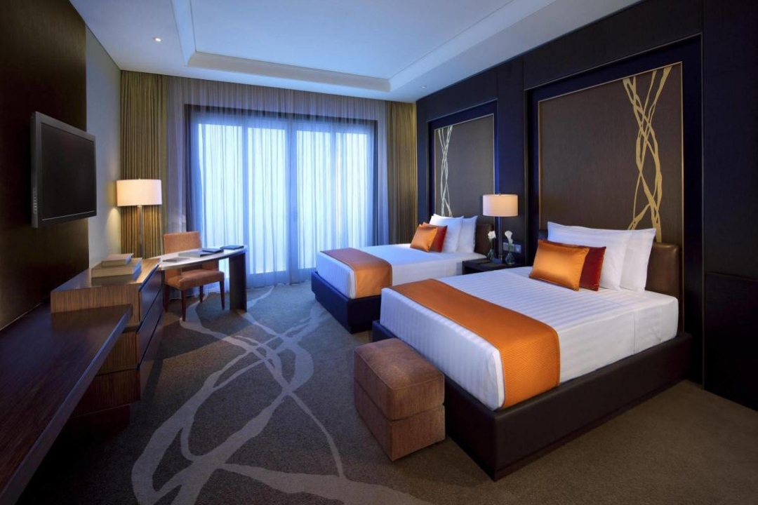 Eastern Mangroves Hotel n Spa Abu Dhabi UAE Executive Room 1