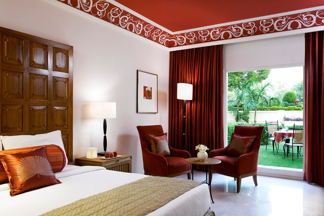 Taj Jai Mahal Palace Jaipur India Luxury Rooms With Private Sit Outs 1