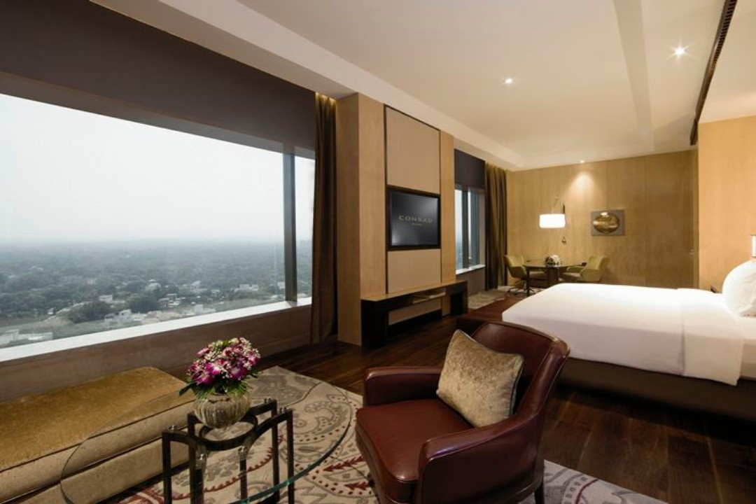 Conrad Pune India Presidential Suite 1