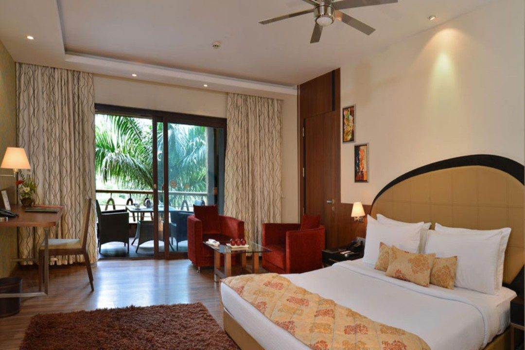 Corinthians Resort n Club Pune India Superior Room 1