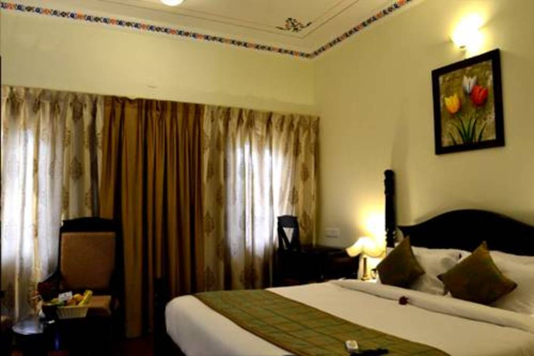 Labh Garh Palace Resort N Spa Udaipur India Deluxe Room 1