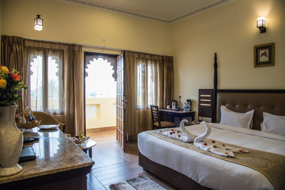 Labh Garh Palace Resort N Spa Udaipur India Premium Room 1