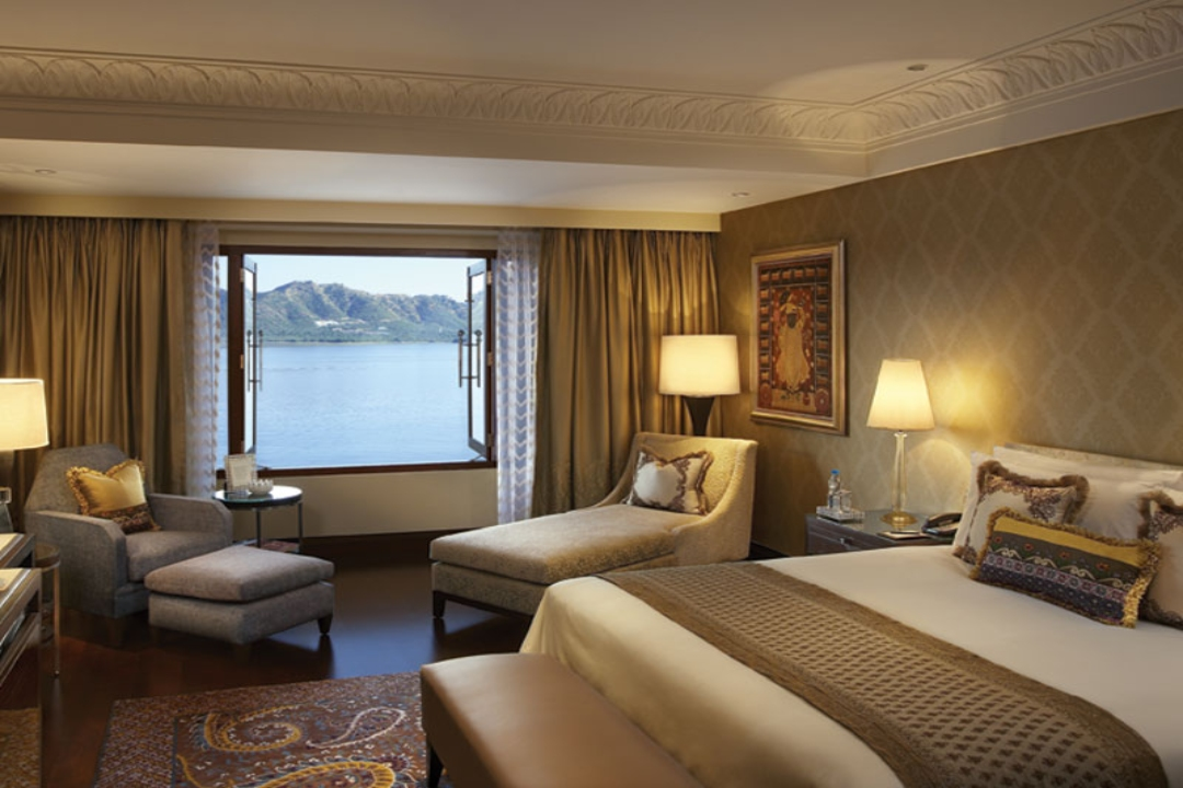 The Leela Palace Udaipur India Luxury Suite 1