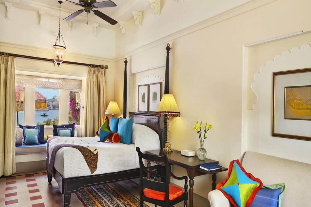 The Oberoi Udaivilas Udaipur India Premium room With Pool View 1