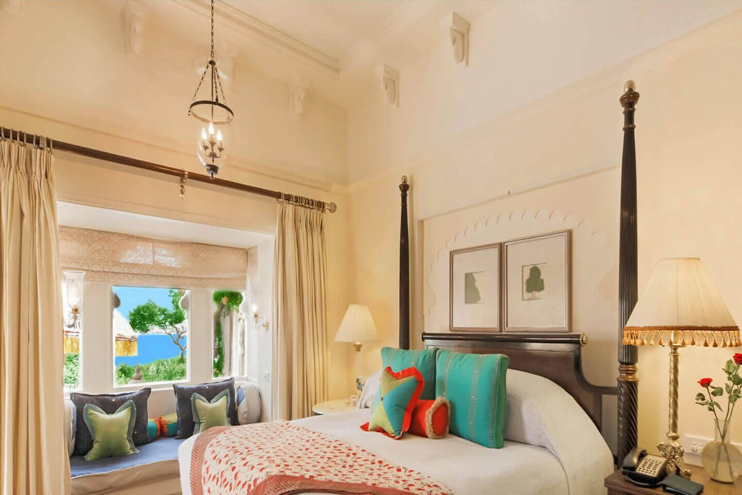 The Oberoi Udaivilas Udaipur India Premium room 1