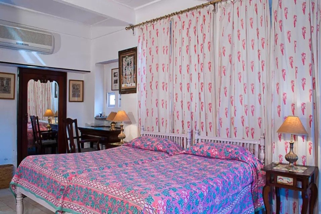 Neemrana Fort Palace Rajasthan India Wing IV Rooms 1